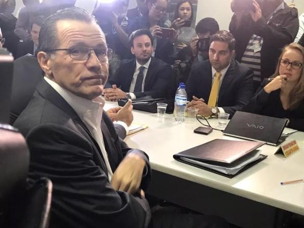 Silval firmou acordo de delação premiada com a Justiça (Foto: Lislaine dos Anjos/G1)