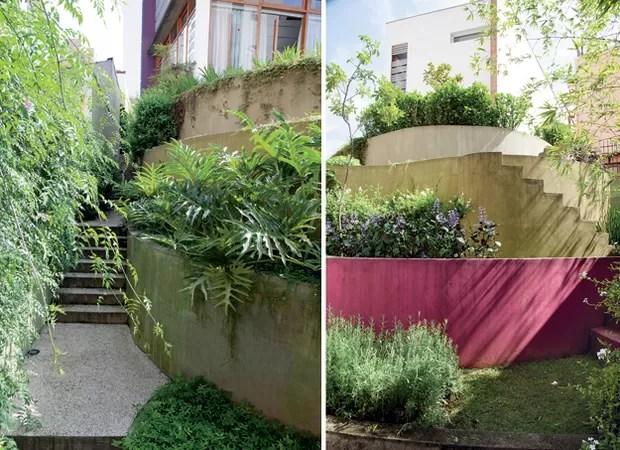 Escadas_Caminho perfumado  (Foto: Edu Castello e Evelyn Müller)