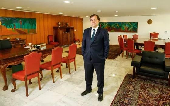 Resultado de imagem para Rodrigo Maia presidente da república