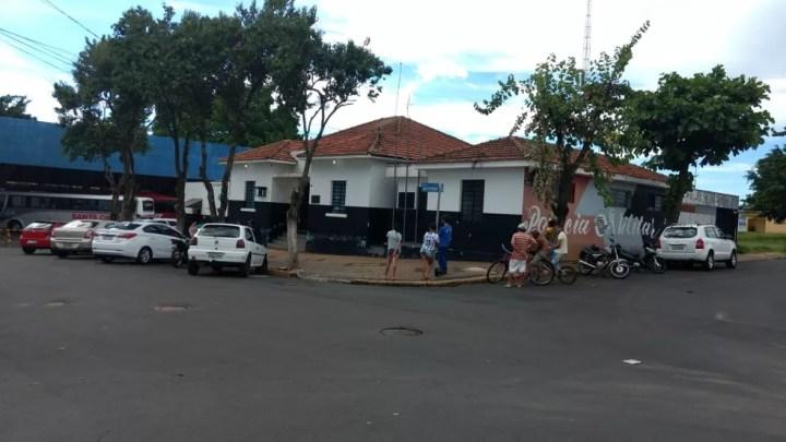 Suspeitos foram ouvidos da Delegacia de Aguaí (SP) — Foto: Carlos Henrique Vallim dos Santos/Arquivo Pessoal