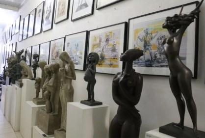 Um memorial será construído, em João Pessoa, para expor o trabalho do artista pernambucano. — Foto: Secom-PB/Diculgação