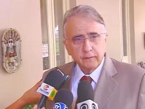 Luiz Gonzaga Perazzo, ex-presidente da Compesa (Foto: Reprodução/TV Globo)
