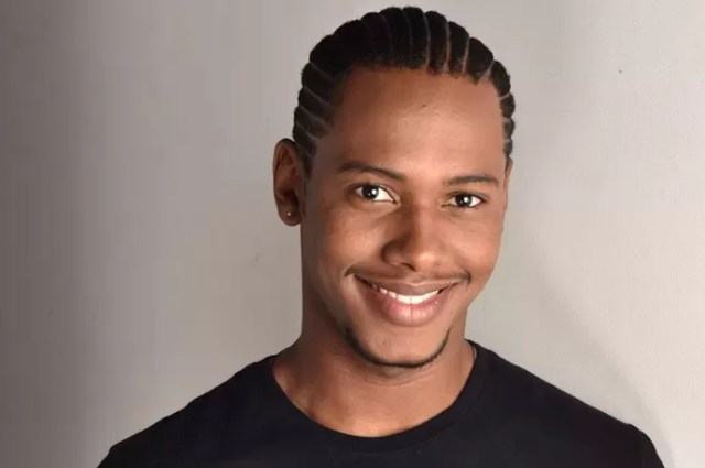 Danilo Ferreira interpreta Zelito em 'A Lei do Amor' (Foto: Gshow)