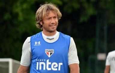 São Paulo quer convidar Lugano para cargo de dirigente  (Foto: Erico Leonan / site oficial do SPFC)