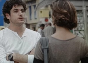 E agora? Bento exige que Amora marque médico (Foto: Sangue Bom/TV Globo)