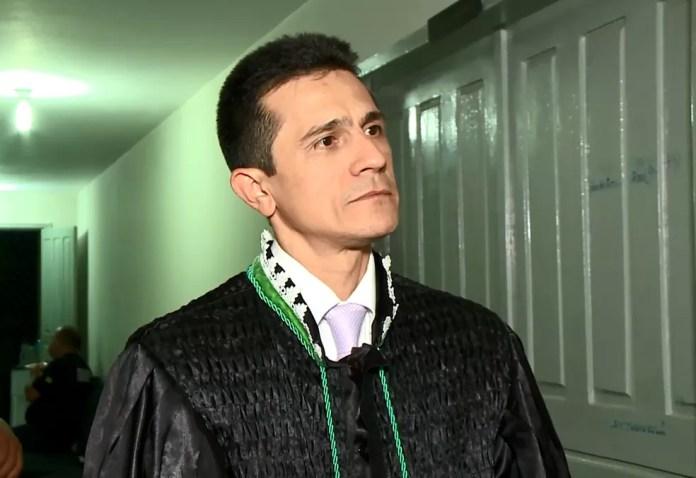Defensor público Darcio Rufino entrou com recurso contra sentença (Foto: Reprodução / TV Clube)