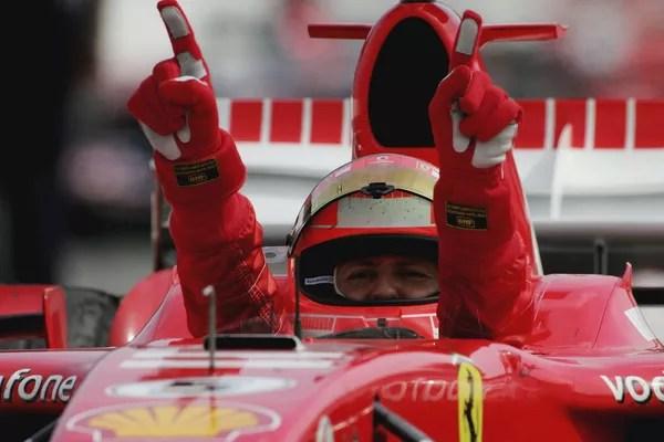 Former Formula 1 driver Michael Schumacher (Photo: Getty Images)