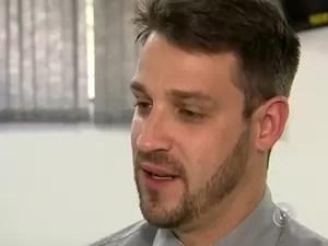 Advogado de casal pediu revogação da prisão temporária (Foto: Reprodução TV TEM)