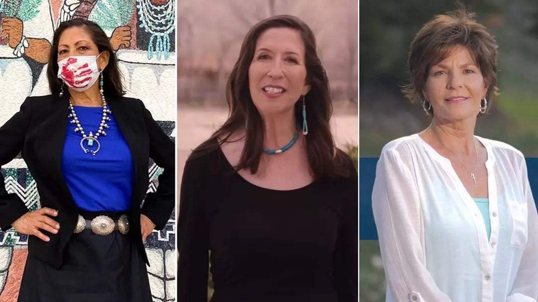 Estado do Novo México se tornou o primeiro estado a eleger apenas  mulheres de minorias étnicas na Câmara dos Deputados. São elas: Deb Haaland, Teresa Leger Fernandez e Yvette Herrell