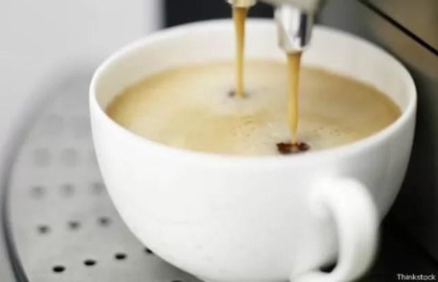 Café é a segunda bebida mais consumida por brasileiros, atrás apenas da água (Foto: Thinkstock/BBC)