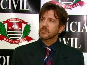 Delegado afirma que suspeito transmitia HIV propositalmente São Carlos (Foto: Reprodução/EPTV)