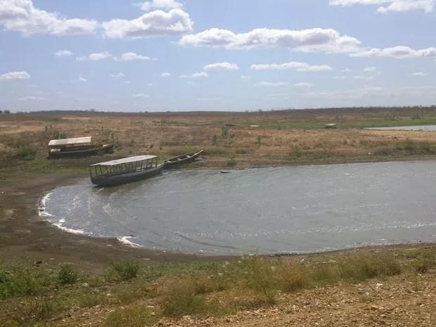 Açudes do Ceará estão com apenas 6,90% de volume de armazenamento