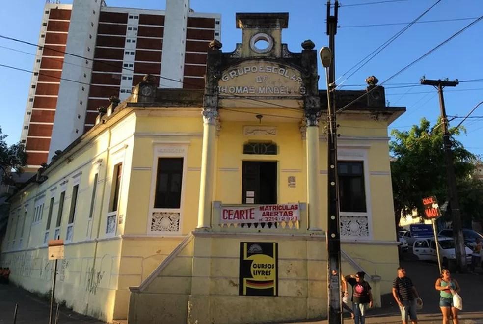 As matrículas acontecem na Sede do Cearte, localizada no Centro de João Pessoa (Foto: Paulo Dantas/Secom-PB/Arquivo)