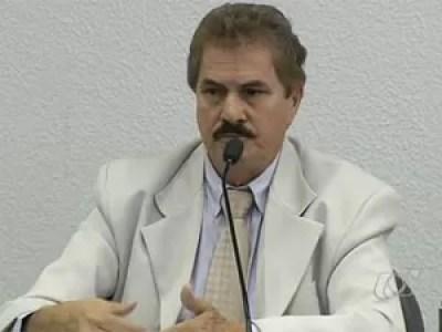 delegado da Polícia Civil Hylo Marques (Foto: Reprodução/TV Anhanguera)