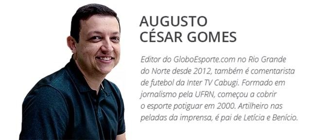 Augustox Futebol Clube — Foto: GloboEsporte.com