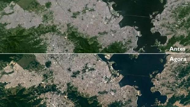 Rio de Janeiro (Foto: BBC)