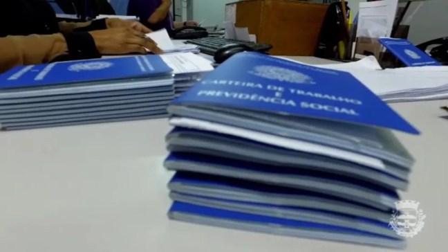 Processos trabalhistas tiveram redução de 45% no RN — Foto: Divulgação/PMR
