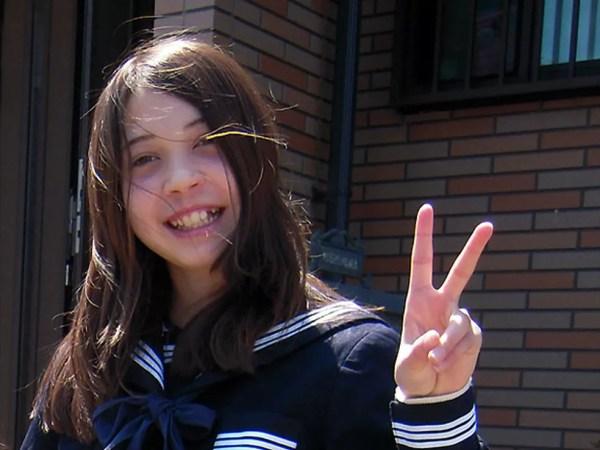 Gabriela Nichimura (Foto: Arquivo Pessoal / Silmara Nichimura)