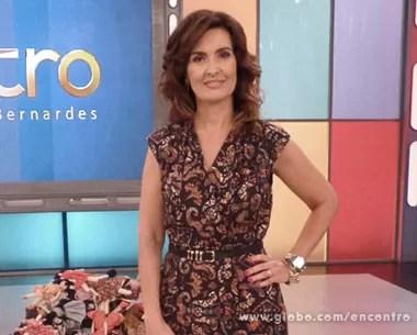 Fátima vai receber Daniela Mercury para uma viagem ao passado