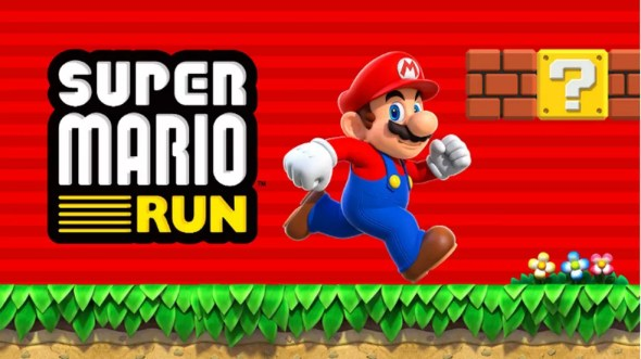 Super Mario Run é o mais popular da Play Store (Foto: Divulgação / Nintendo)