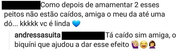 Andressa Suita (Foto: Instagram/Reprodução)