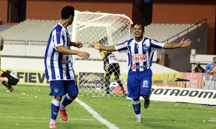Paysandu x Criciúma - gol Edinho (Foto: Fernando Torres/Ascom Paysandu)