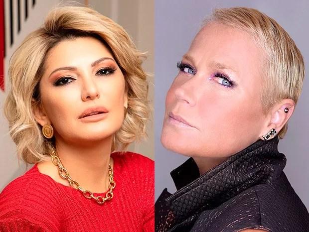 """Xuxa defende Felipe Neto e é atacada por Fontenelle: """"Perdeu meu ..."""