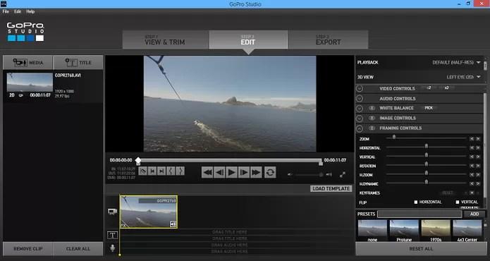 Edite os controles no menu do lado direito (Foto: Reprodução/Aline Jesus) (Foto: Edite os controles no menu do lado direito (Foto: Reprodução/Aline Jesus))