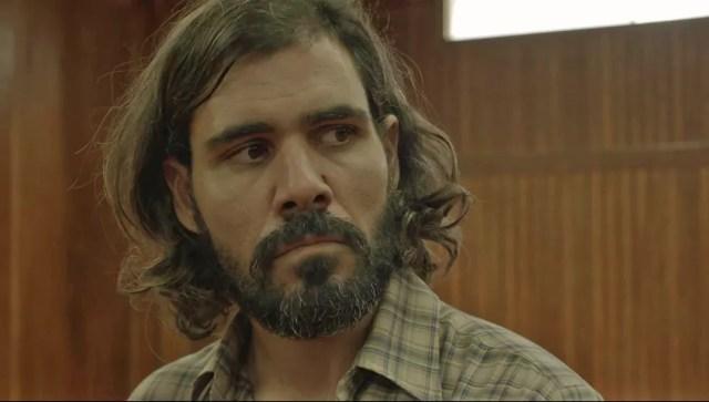 Mariano solta o verbo e conta o que sabe (Foto: TV Globo)