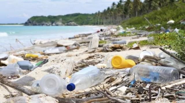 O desafio estimula os participantes a escolhem um lugar, recolher o lixo dele e publicar fotos disso nas redes sociais (Foto: Getty Images via BBC News Brasil)