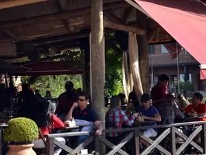 Monte Verde, Gastronomia, Restaurantes, Festival, Culinária (Foto: Daniela Ayres/ G1)