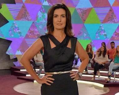 Look do dia 4/02 (Foto: Encontro com a Fátima Bernardes/ TV Globo)