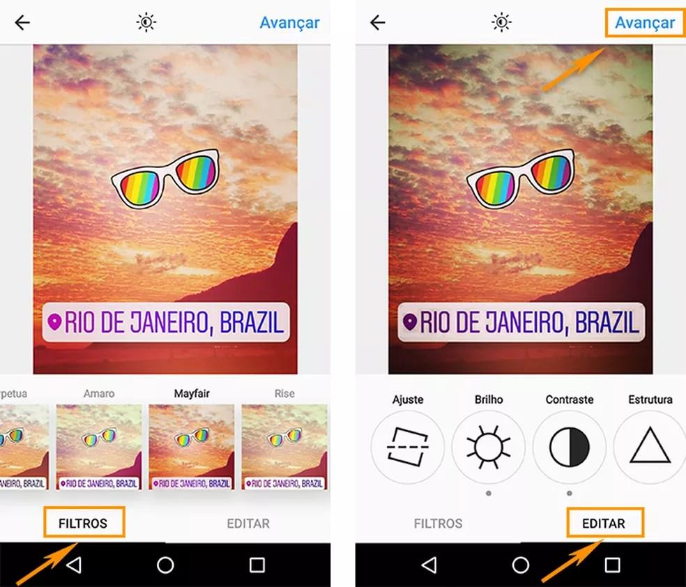 instagram0222 Truques para dominar seus Stories postados no Instagram pelo Android