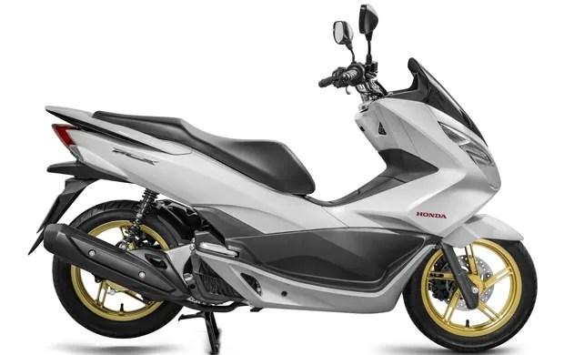 hondapcx2016_2 - Honda PCX 2016 chega renovado e preço do scooter sobe para R$ 10.299