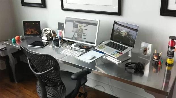 O home office não é um tipo de trabalho que agrada a todo mundo (Foto: Reprodução)