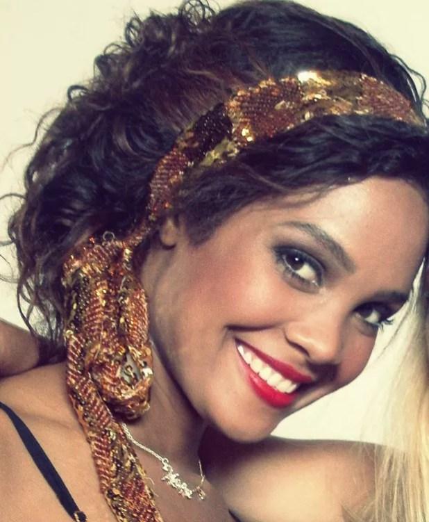 Luiza Lorellay (Foto: Reprodução/Facebook)