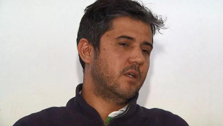 O pai de Joaquim, Arthur Paes Marques — Foto: Reprodução / EPTV