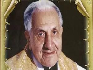 Monsenhor Ângelo Angioni (Foto: Reprodução / TV TEM)