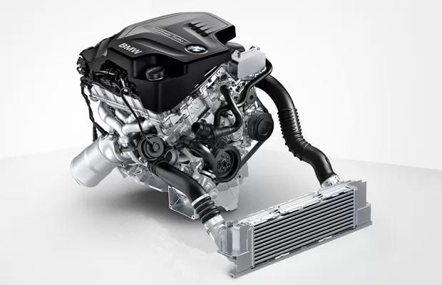 Motor 2.0 turbo, de quatro cilindros, rende 245 cv e 30 kgfm de torque (Foto: Divulgação)