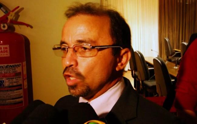 Sandro Pimentel é vereador de Natal e foi eleito deputado estadual em 2018 — Foto: Ricardo Araújo/G1