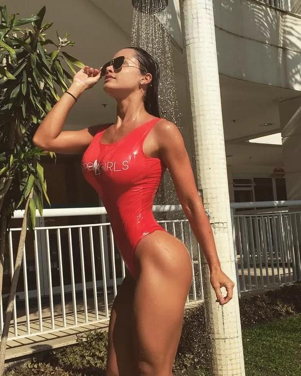 Fernanda D Avilla (Foto: Instagram / Reprodução)