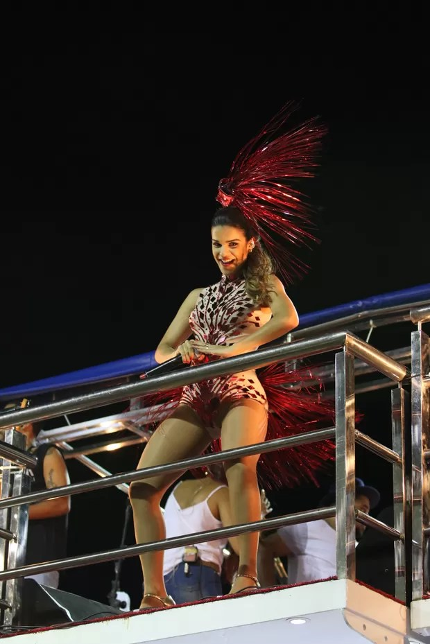 Mari Antunes (Foto: Denilson Santos / AgNews)