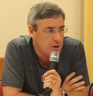 Coronel Marinho, chefe da arbitragem da Federação Paulista (Foto: Vinicius Rodrigues/FPF - Divulgação)