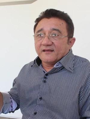 Galba Coelho, secretário de esportes de Teresina (Foto: Wenner Tito)