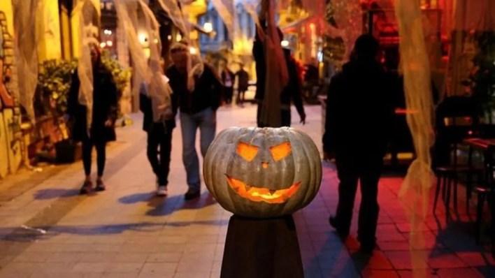 Neste ano a Lua Azul coincide com o Halloween. — Foto: GETTY IMAGES