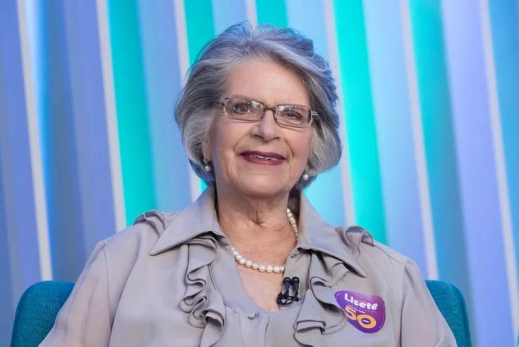 Professora Lisete, candidata do PSOL ao Governo de SP, participa do debate no estúdio da Globo em São Paulo — Foto: Celso Tavares/G1