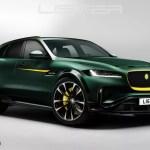 Lister Vai Lancar Jaguar F Pace Mais Rapido Do Mundo Um Suv Capaz De Passar Dos 320 Km H Carros Autoesporte