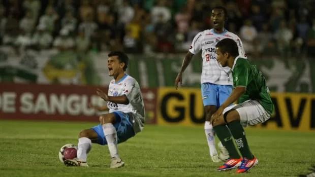 Paysandu não conseguiu fazer proveito da vantagem do empate (Foto: Normando Sóracles/Miseria.com.br)