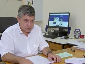Diretor da PUC diz que barulho prejudica (Foto: Reprodução/TV TEM)