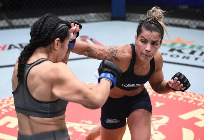 Luana Pinheiro Contender Series — Foto: Chris Unger/DWCS LLC/Zuffa LLC